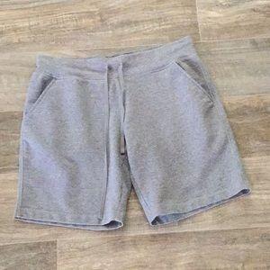 Danskin Now grey shorts size Medium